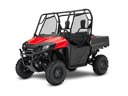 2017 Honda Pioneer 500 for sale 200412584