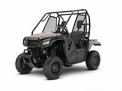 2017 Honda Pioneer 500 for sale 200446253