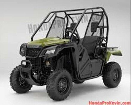 2017 Honda Pioneer 500 for sale 200484718
