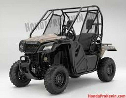 2017 Honda Pioneer 500 for sale 200484726