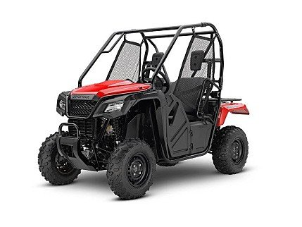 2017 Honda Pioneer 500 for sale 200488573