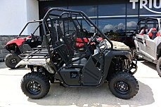 2017 Honda Pioneer 500 for sale 200490422
