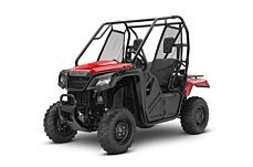 2017 Honda Pioneer 500 for sale 200501862