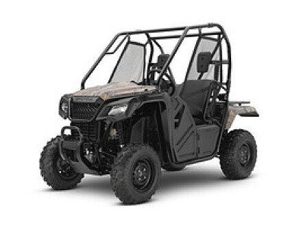 2017 Honda Pioneer 500 for sale 200561500