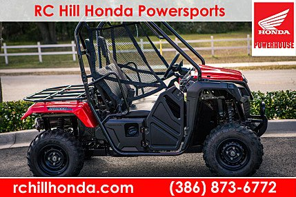 2017 Honda Pioneer 500 for sale 200596619