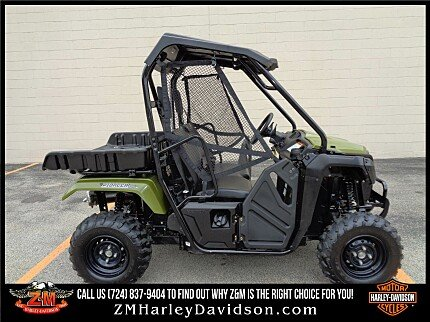 2017 Honda Pioneer 500 for sale 200606096