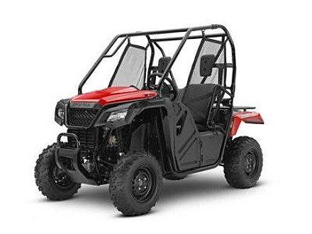 2017 Honda Pioneer 500 for sale 200650353
