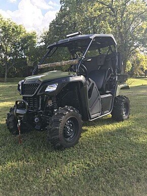 2017 Honda Pioneer 500 for sale 200651428