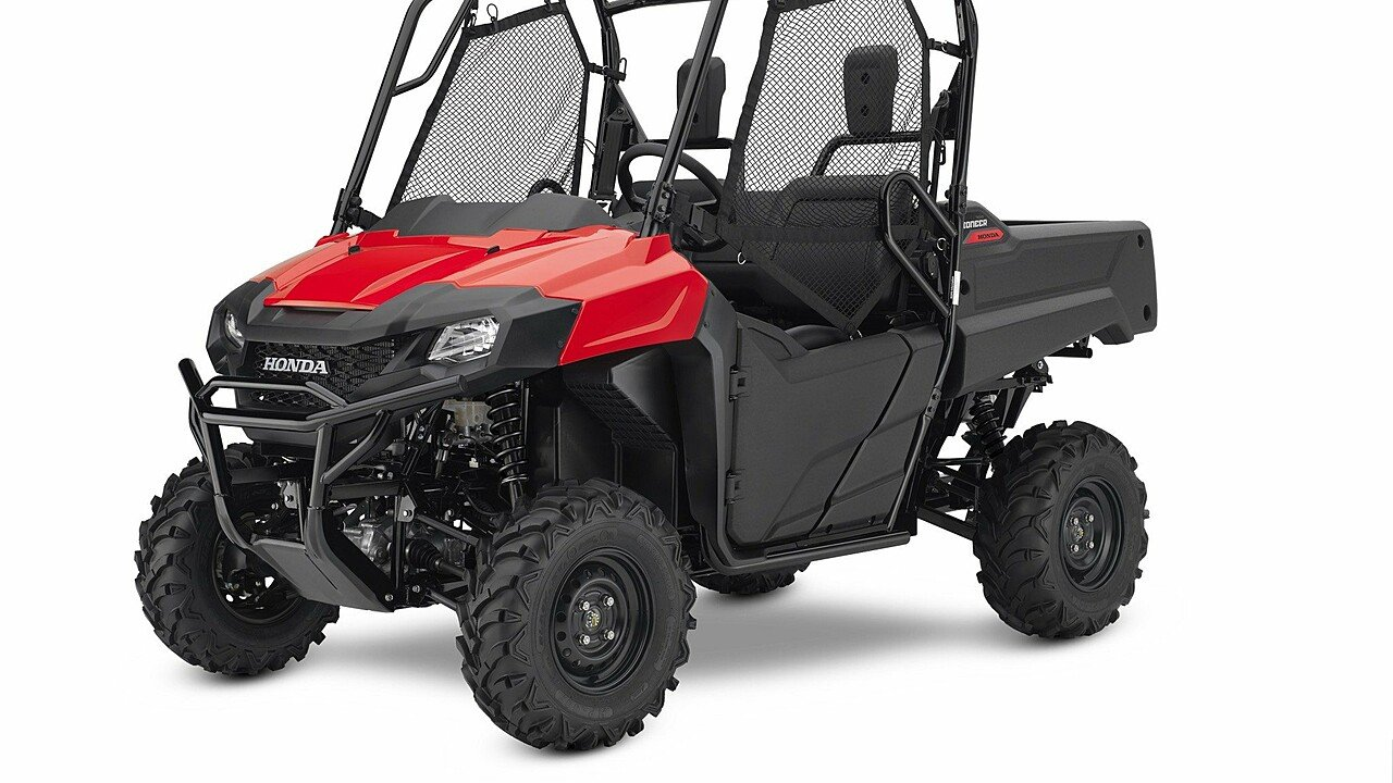 2017 Honda Pioneer 700 for sale 200379360