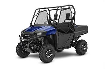 2017 Honda Pioneer 700 for sale 200423025