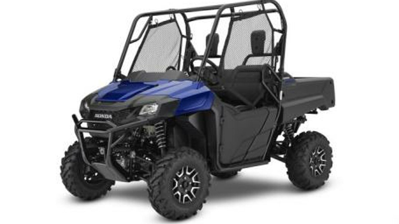 2017 Honda Pioneer 700 for sale 200423039