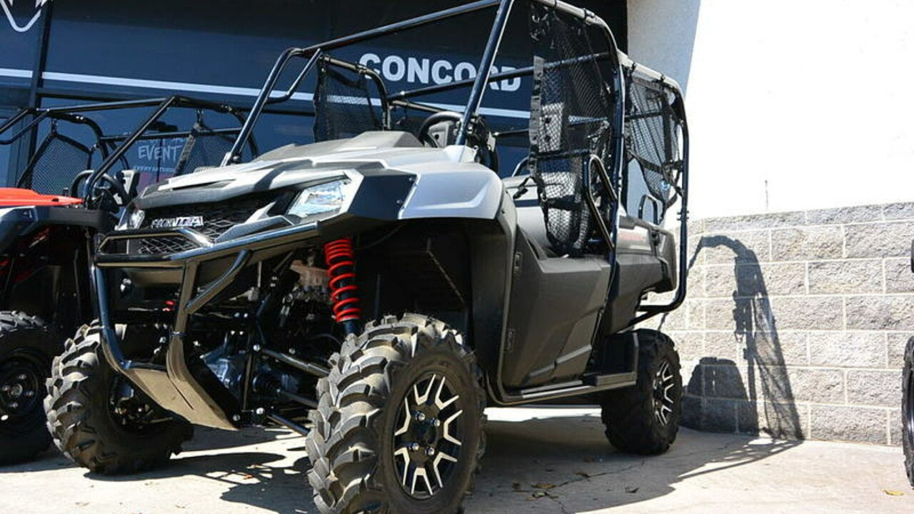 2017 Honda Pioneer 700 for sale 200493205