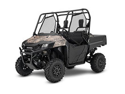 2017 Honda Pioneer 700 for sale 200561509