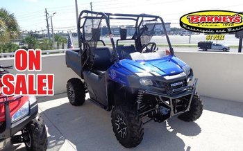 2017 Honda Pioneer 700 for sale 200623893