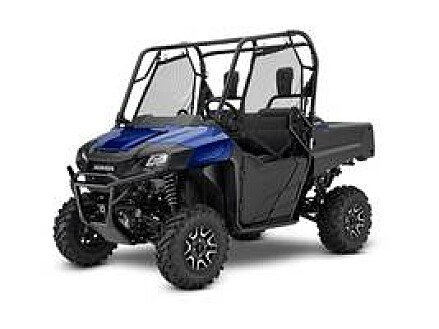 2017 Honda Pioneer 700 for sale 200626082