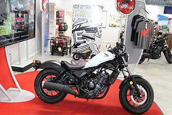 2017 Honda Rebel 300 for sale 200465745