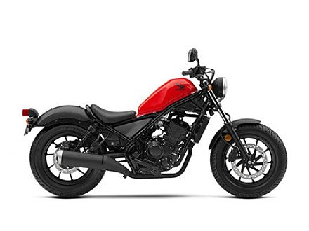 2017 Honda Rebel 300 for sale 200500341