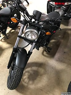 2017 Honda Rebel 300 for sale 200501784