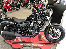 2017 Honda Rebel 300 for sale 200501785