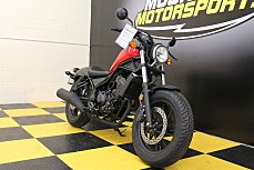 2017 Honda Rebel 300 for sale 200540592