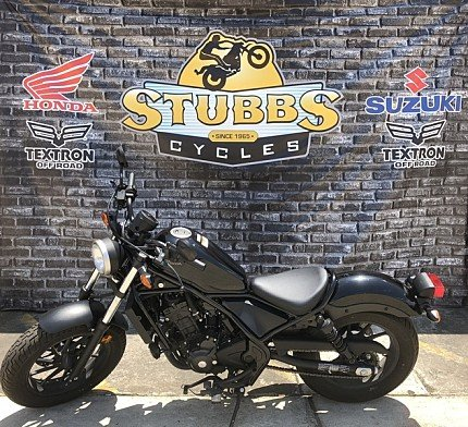 2017 Honda Rebel 300 for sale 200573692