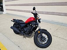 2017 Honda Rebel 300 for sale 200574507