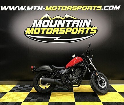 2017 Honda Rebel 300 for sale 200575268