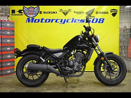 2017 Honda Rebel 300 for sale 200592953
