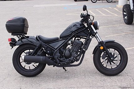 2017 Honda Rebel 300 ABS for sale 200602866