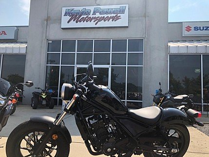 2017 Honda Rebel 300 for sale 200616295