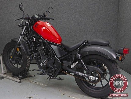 2017 Honda Rebel 300 for sale 200616976