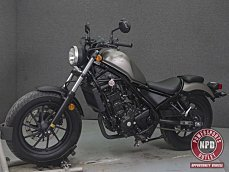 2017 Honda Rebel 300 for sale 200618107