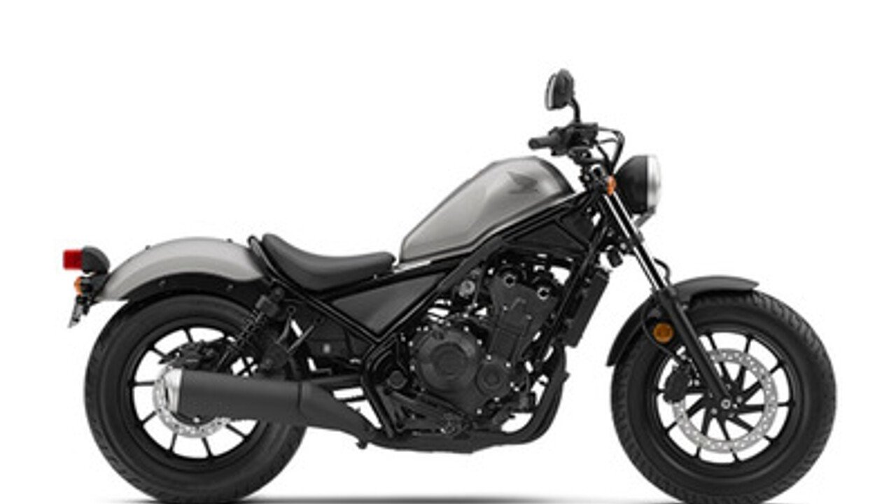 2017 Honda Rebel 500 for sale 200453758