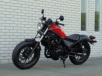 2017 Honda Rebel 500 for sale 200499814