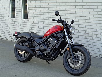 2017 Honda Rebel 500 for sale 200499815
