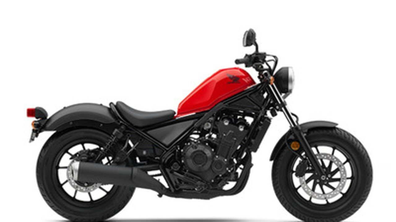 2017 Honda Rebel 500 for sale 200554976