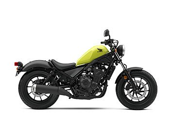 2017 Honda Rebel 500 for sale 200556101