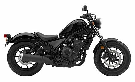 2017 Honda Rebel 500 for sale 200492945