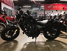 2017 Honda Rebel 500 for sale 200501723