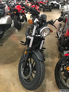 2017 Honda Rebel 500 for sale 200501786