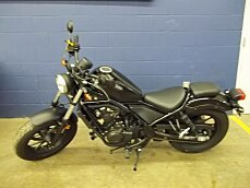 2017 Honda Rebel 500 for sale 200526190