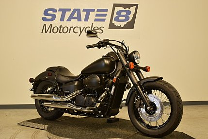 2017 Honda Shadow Phantom for sale 200639455