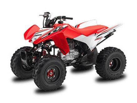 2017 Honda TRX250X for sale 200366872