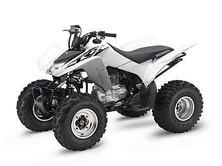 2017 Honda TRX250X for sale 200500179