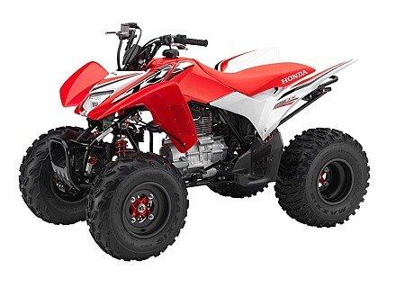 2017 Honda TRX250X for sale 200500621