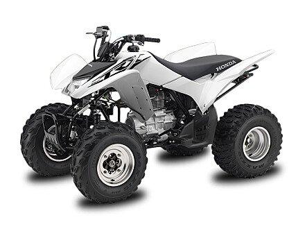 2017 Honda TRX250X for sale 200613510