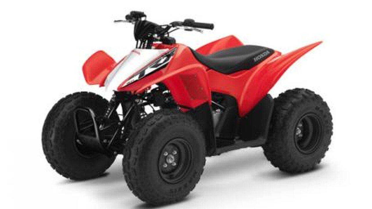 2017 Honda TRX90X for sale 200410437