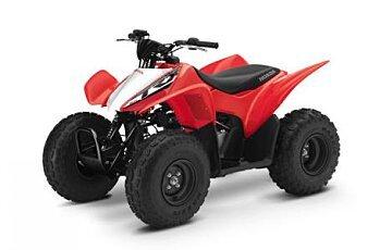 2017 Honda TRX90X for sale 200423060