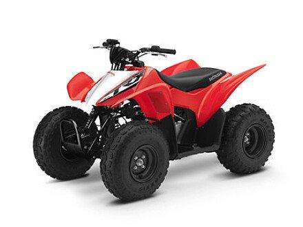 2017 Honda TRX90X for sale 200463923
