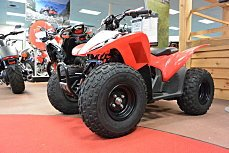 2017 Honda TRX90X for sale 200487044